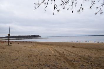 26,000 acres man-made Lake