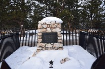 Buffalo Bill Grave at Lookout Mountain Park Golden, CO